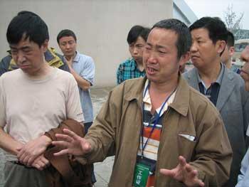 林继忠——北川县文化局局长