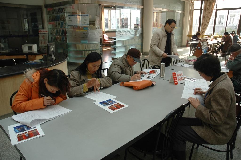 加强控烟意识,倡导健康生活——上海市健康教育研究所控烟办公室领导